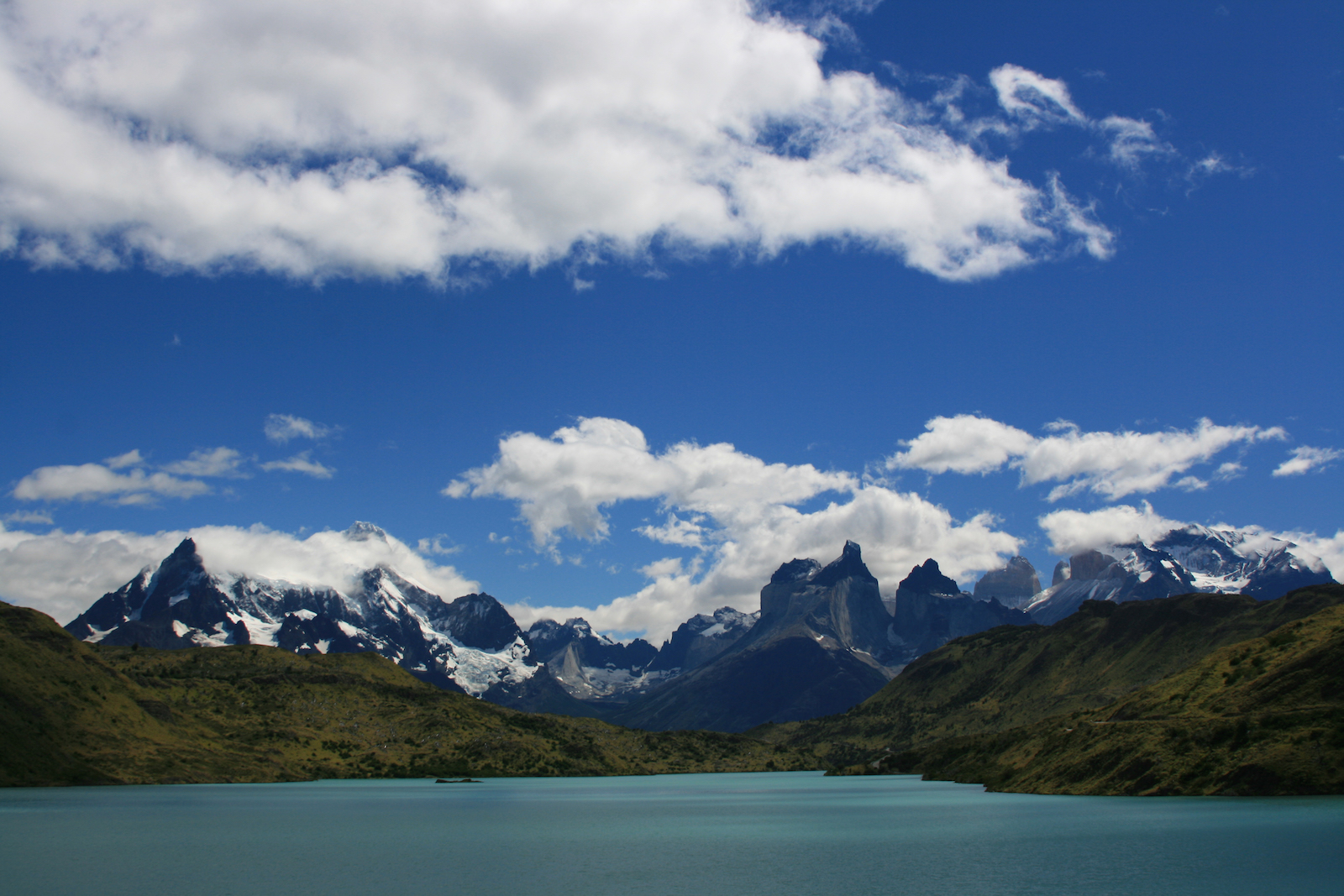 Torres del Paine National Park. Photo: Evelyn Pfeiffer