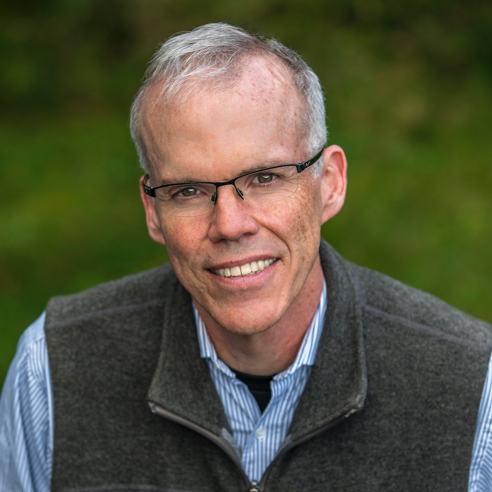 Bill McKibben. Photo: Nancie Battaglia